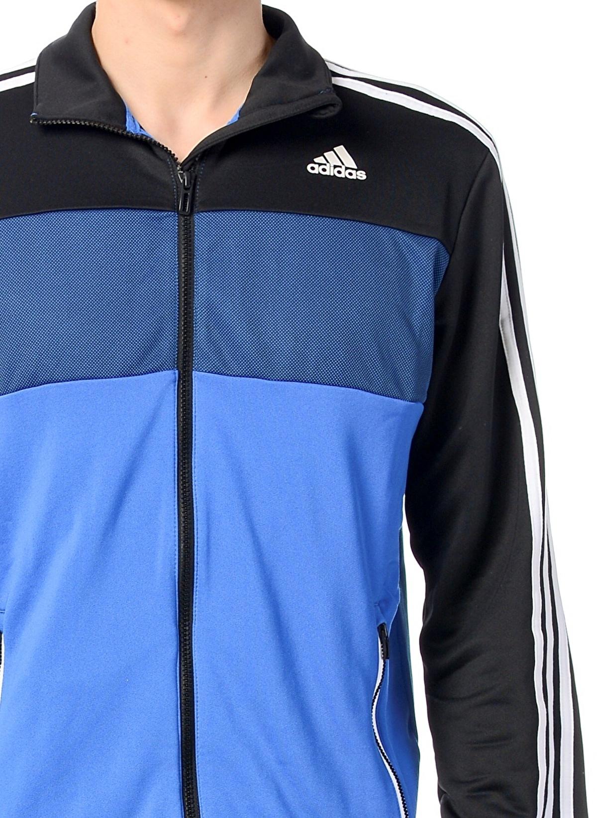 lucha harina Tener un picnic  adidas Erkek Ts Train Kn Black/Blue/White | Morhipo | 15562359
